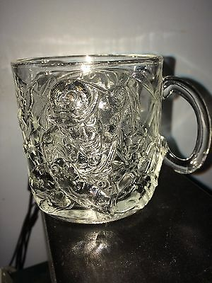 Mcdonald's 1995 Batman Forever The Riddler Mug Coffee Cup