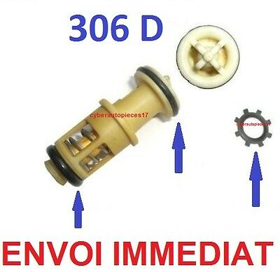 Kit Joints + Clips + Notice Reparation Panne Support Filtre Go Peugeot 306 Td