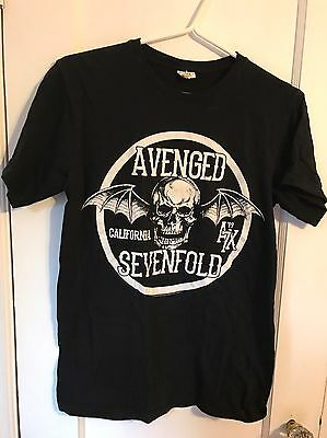 Avenged Sevenfold Size mad T-shirt