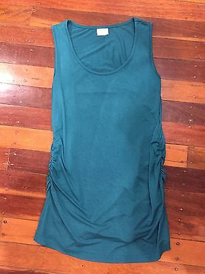 Bamboo Maternity Top Size M