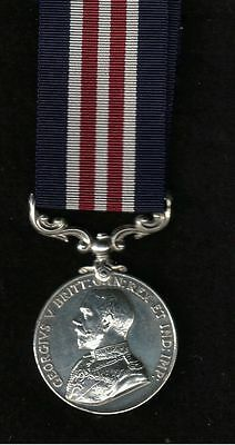 WW1 GV Military Medal Replica