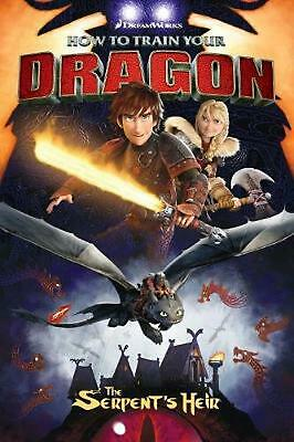 How to Train Your Dragon: The Serpent's Heir by Dean DeBlois (English) Paperback
