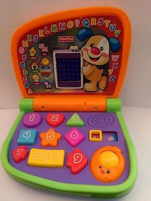 Fisher Price Laugh & Learn Laptop - SYDNEY