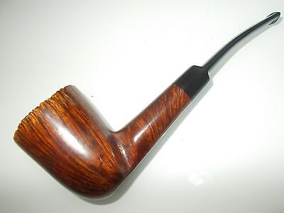 ((Straight Grain Freehand))Pipe (Made in England)