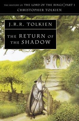 The Return of the Shadow (The History of Middle-earth, Book 6) (Paperback), Tol.