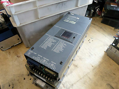 MITSUBISHI MELSERVO-SA -- MR-SA-102L -- 7amps Output - 200VAC 50Hz 3 Ph Supply