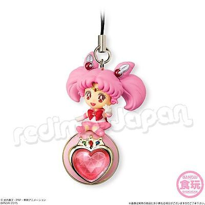 "SAILOR MOON Twinkle Dolly 2 ""Chibi Usa"" Anime-Manga Figur Mascot Anhänger BANDAI"