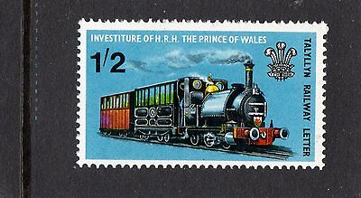 Railway Letter Stamps Talyllyn 1969 Investiture