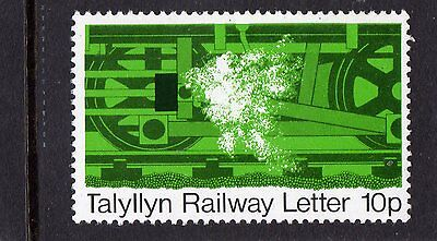 Railway Letter Stamps Talyllyn 1976 Opening Nant Gwernol Extension
