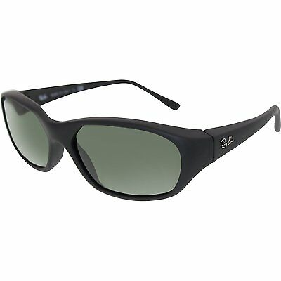 Ray-Ban Men's Daddy-O RB2016-W2578-59 Black Rectangle Sunglasses
