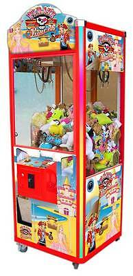 Coin-Operated Toy cranes Machines for Hire