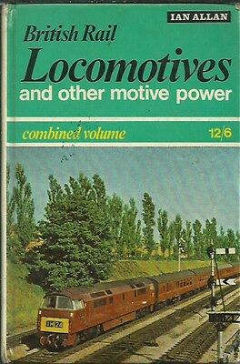 Ian Allan ABC British Rail Locomotives Combined Volume 1968 - marked