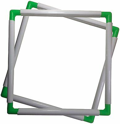 BaouRouge Universal Clip Frame for Embroidery, Quilting, Cross-stitch, etc - x x