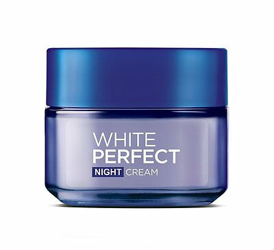 L'Oreal White Perfect Fairness Revealing Soothing Night Cream - 50ml Clear Skin