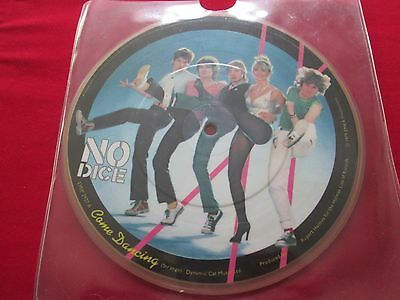 """No Dice - Come Dancing - 7"""" Picture Disc"""