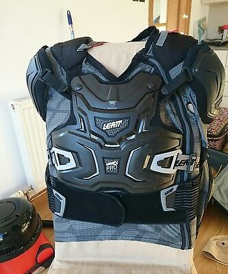 Leatt Pro MX, Enduro body armour S/M