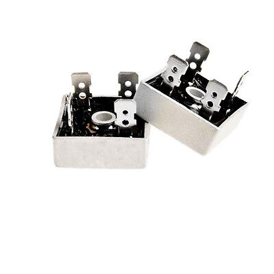 1000 Volt Bridge Rectifier 1000V Diode and Bridge 50 Amp 50A Metal Case KBPC5010