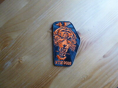 E2-C Hawkeye Flotille 4F Patch Marine écusson Tigers Meet Officiel Ban Lann NTM
