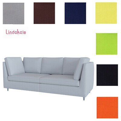 CUSTOM MADE COVER Fits IKEA Stockholm Sofa,Three-Seat Sofa, 3 Seater ...