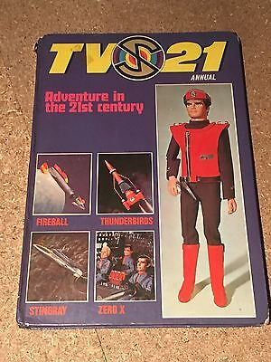 TVs 21 Annual Gerry Anderson