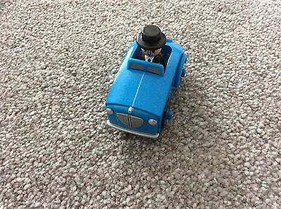 Wooden Thomas The Tank Engine Train The Fat Controller In Car