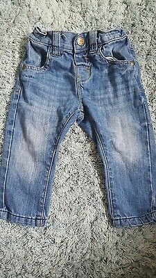 boys next jeans. Slightly used. 9-12 months