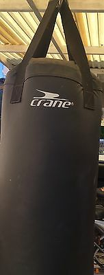 Boxing Set: Punching Bag With Gloves And Pads