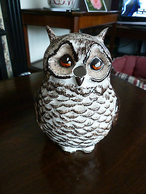 Unusual Babbacombe owl string dispenser