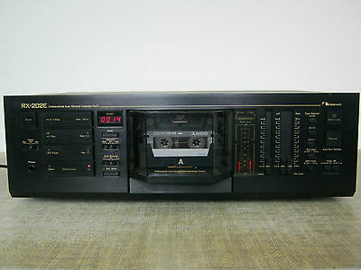 Nakamichi Vintage Stereo Cassette Deck Player