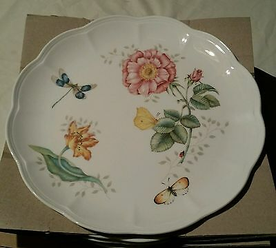 Lenox Butterfly Meadow Dinnerware Set 24 PC NEW Dragonfly 854101 RARE