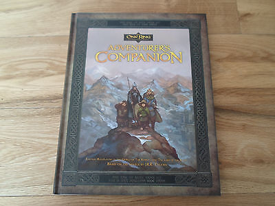 The One Ring Adventurer's Companion Roleplaying Game (NEW)