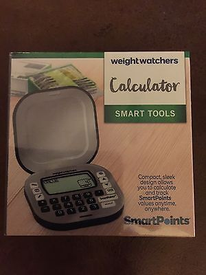 BRAND NEW WEIGHT WATCHERS SMARTPOINTS Calculator 2017 & Free Pen