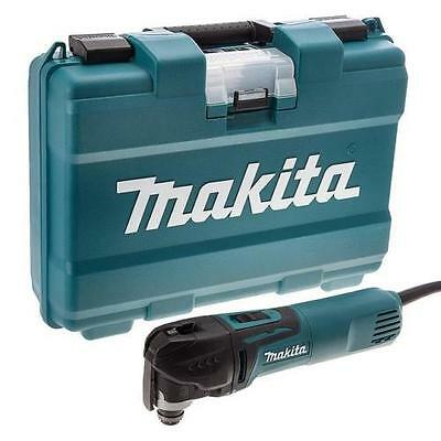 Makita TM3010CK 110v Oscillating Multi-Tool with Tool-Less Accessory Change