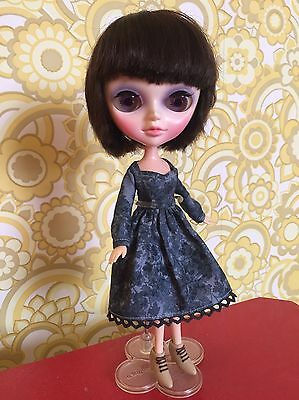 Blythe Doll Dress And Shoes