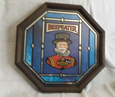 Nice Beefeater Gin Sign Free Shipping