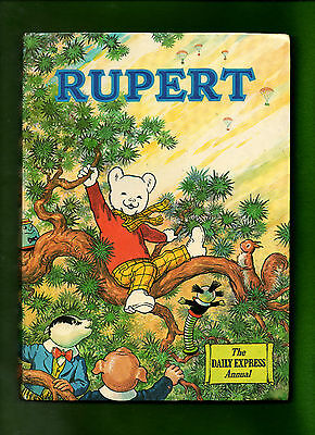 1973 Rupert Annual. Original Daily Express Annual. Not price Clipped