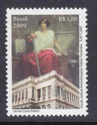 Brazil Stamp 2009 Unmounted Mint - Buildings / Judicial School
