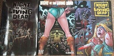 Night of the living dead graphic novels