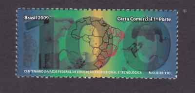 Brazil Stamp 2009 Mnh - Centenary Of Brazilian Technological Education