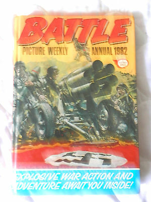 BATTLE PICTURE WEEKLY annual (1982)