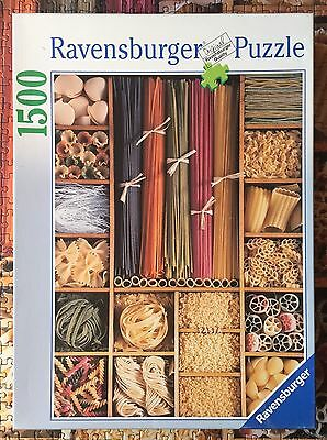 Ravensburger Puzzle Mixed Pasta 1500 Teile