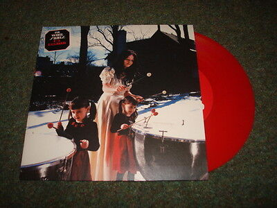 """WHITE STRIPES - MY DOORBELL - LIMITED 7"""" RED VINYL - NEW - Rare"""