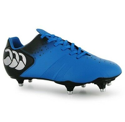 Canterbury Control Club 6 Stud Rugby Boots UK10