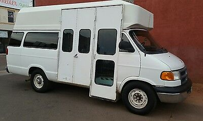 2000 Dodge Ram 3500  2000 Dodge Ram 3500 Wheelchair/ Handicap Van. NEW DRIVE-TRAIN