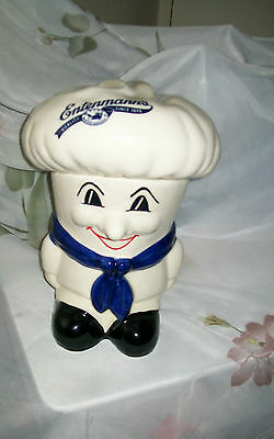 Retro cookie jar Entenmann's made in Brazil 1st collectors series 1992