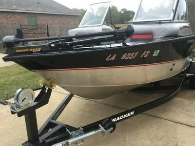 2012 Tracker Targa V18 WT 150 HP Mercury---Approx. 55 Hours