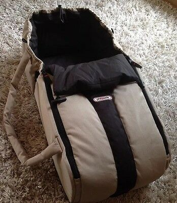 PHIL & TEDS Carrycot (Pram Bassinet) Excellent Condition! (Can Post)