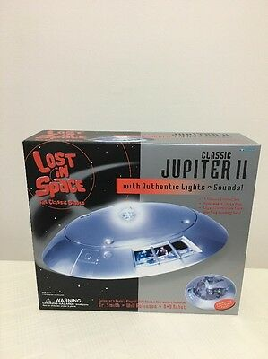 Lost In Space Classic Jupiter II Play set w/ Light & Sound Ltd Ed 1998 MIB WOW!