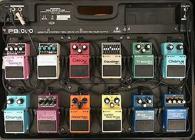 Boss Pedals-Collection-Keeley Mods-JAPAN