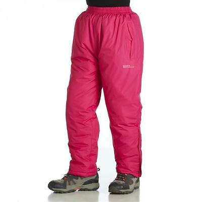 Regatta Girl's Chandler Overtrousers Pink Aged 16